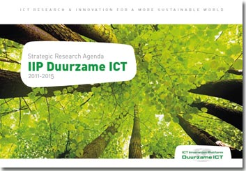 Stichting IIP Duurzame ICT Strategic Research Agenda (SRA) 2011 - 2015